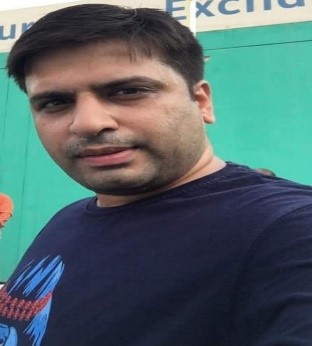 Amrapali alumni - Mr. Jatin Kumar