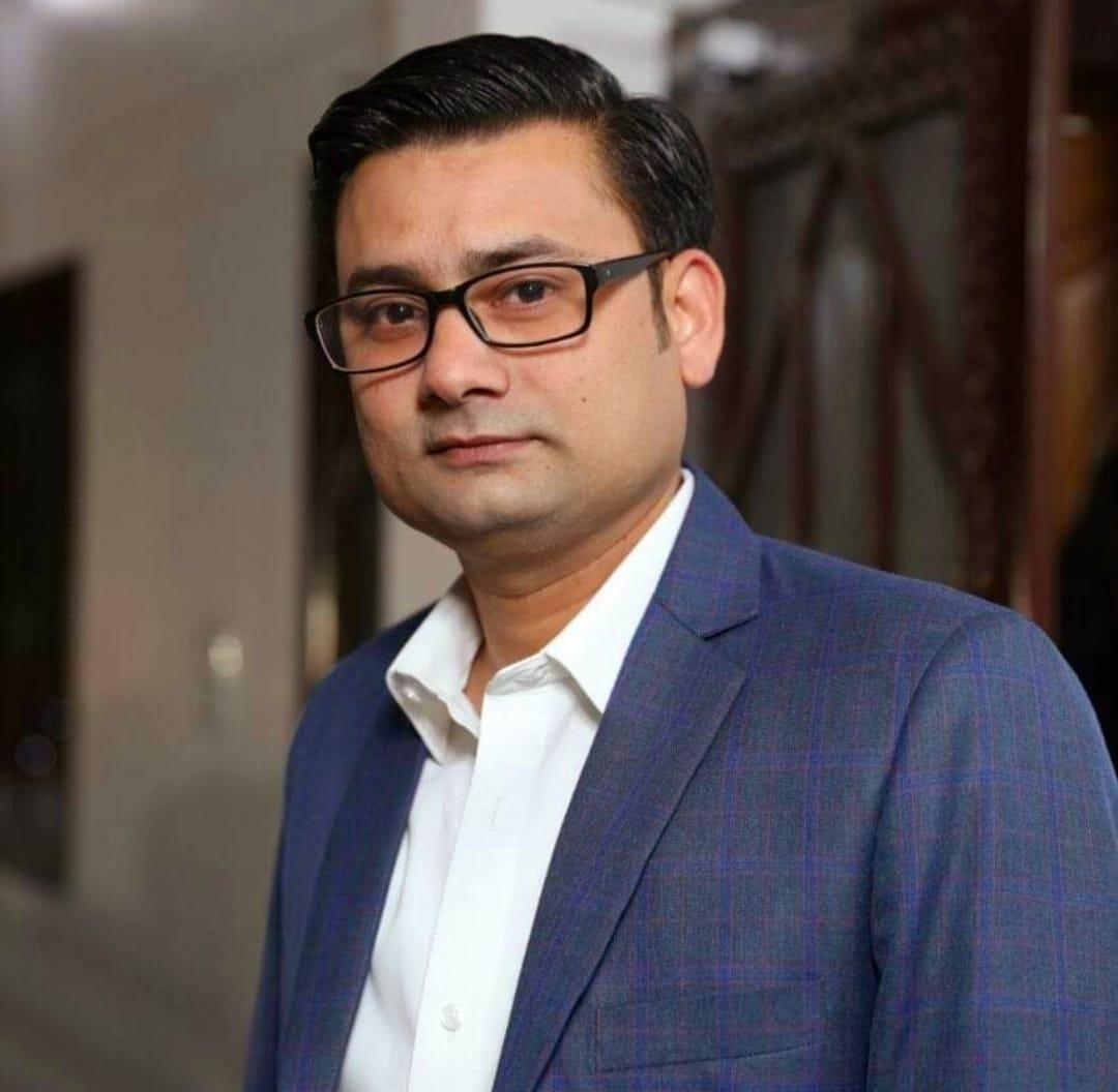 Amrapali alumni - Mr. Ashish Tariyal
