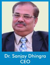 Dr Sanjay Dhingra - CEO Amrapali