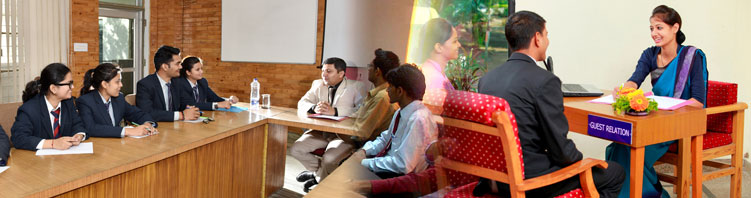 Training & Placement: Amrapali Group of Institutes